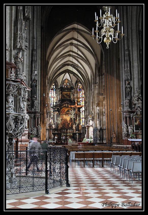 Cathédrale St Etienne de Vienne (Autriche) St_Etienne_Vienne_01