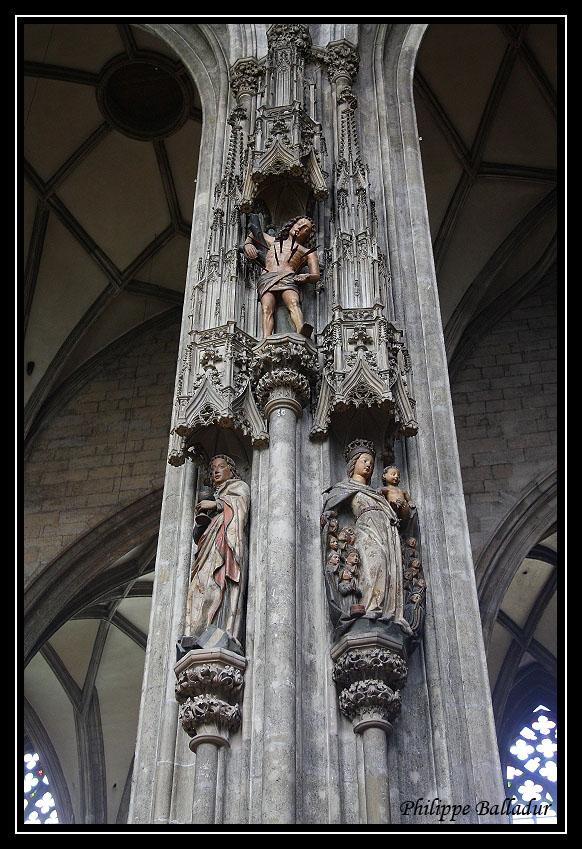 Cathédrale St Etienne de Vienne (Autriche) St_Etienne_Vienne_02