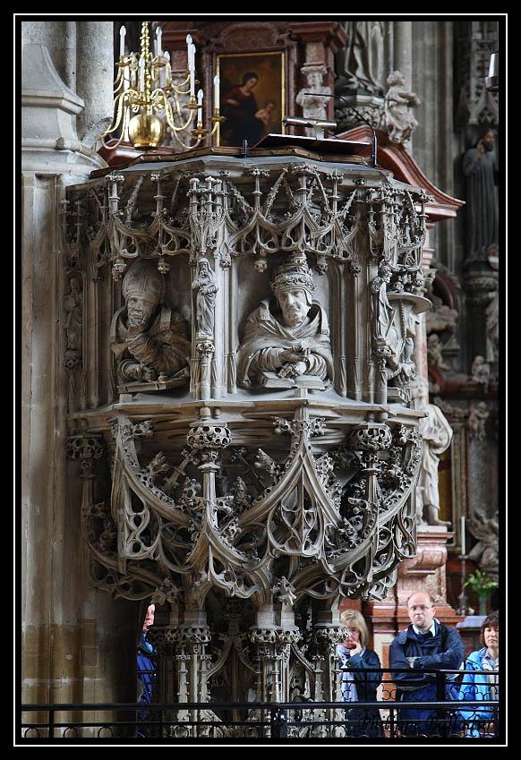 Cathédrale St Etienne de Vienne (Autriche) St_Etienne_Vienne_03