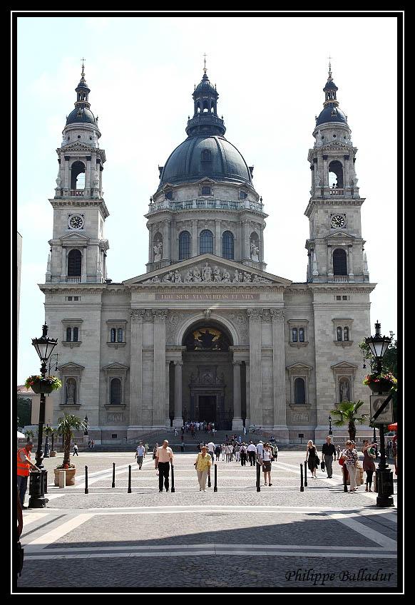 Szent Istvan bazilika à Budapest Basilique_St_Etienne_06