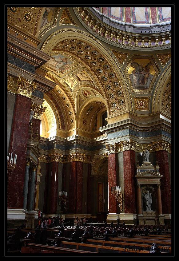 Szent Istvan bazilika à Budapest Basilique_St_Etienne_10