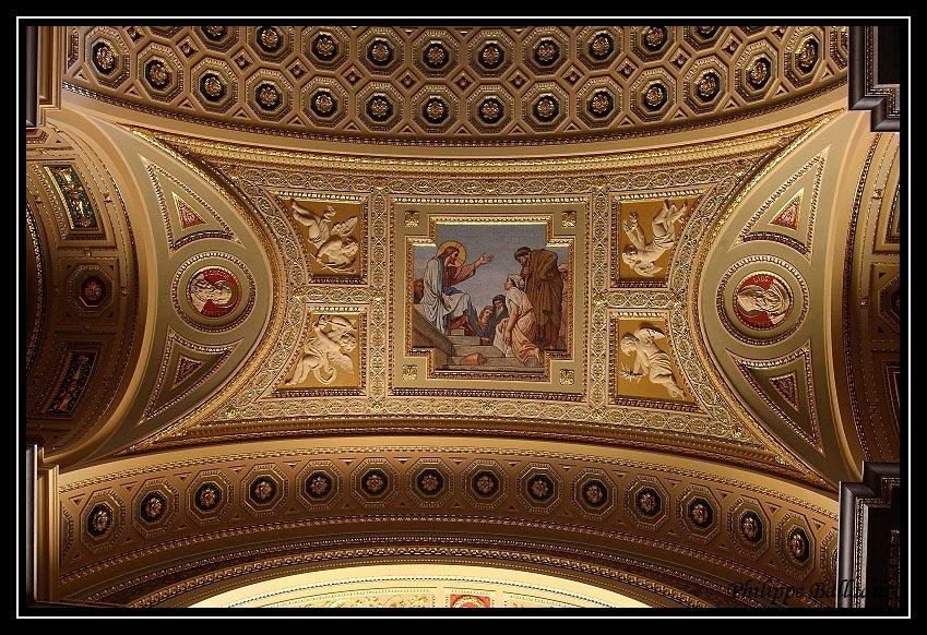 Szent Istvan bazilika à Budapest Basilique_St_Etienne_12