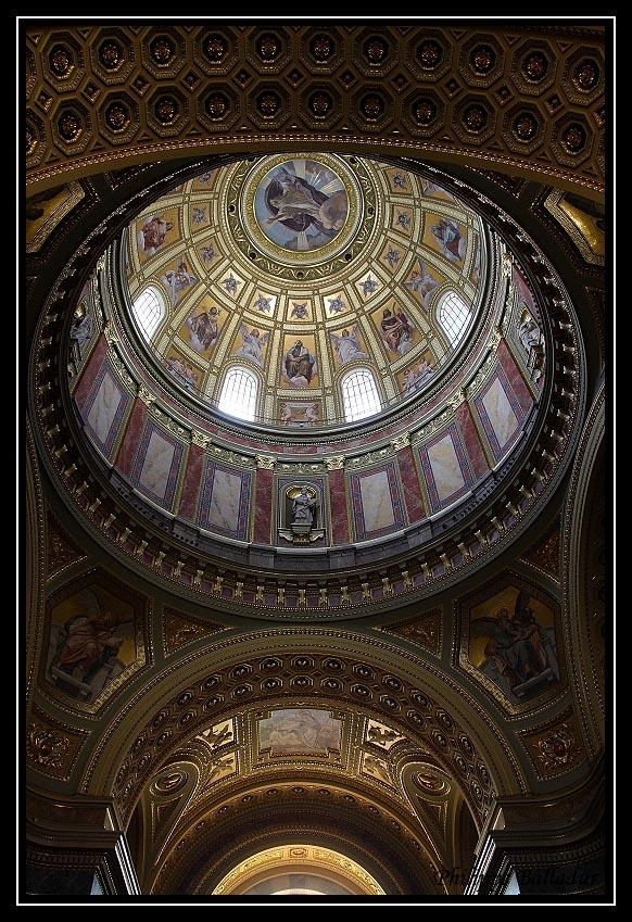 Szent Istvan bazilika à Budapest Basilique_St_Etienne_13