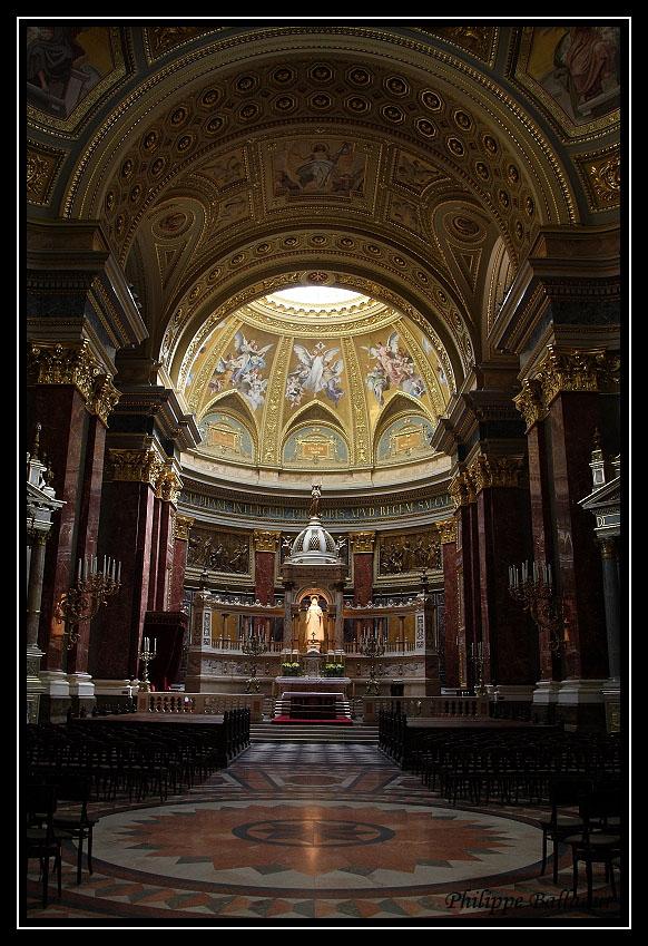 Szent Istvan bazilika à Budapest Basilique_St_Etienne_15