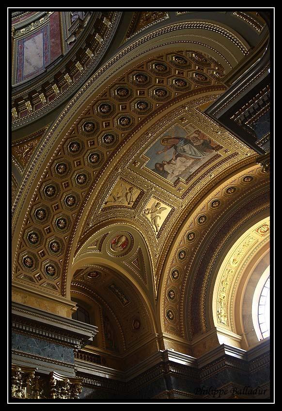 Szent Istvan bazilika à Budapest Basilique_St_Etienne_18