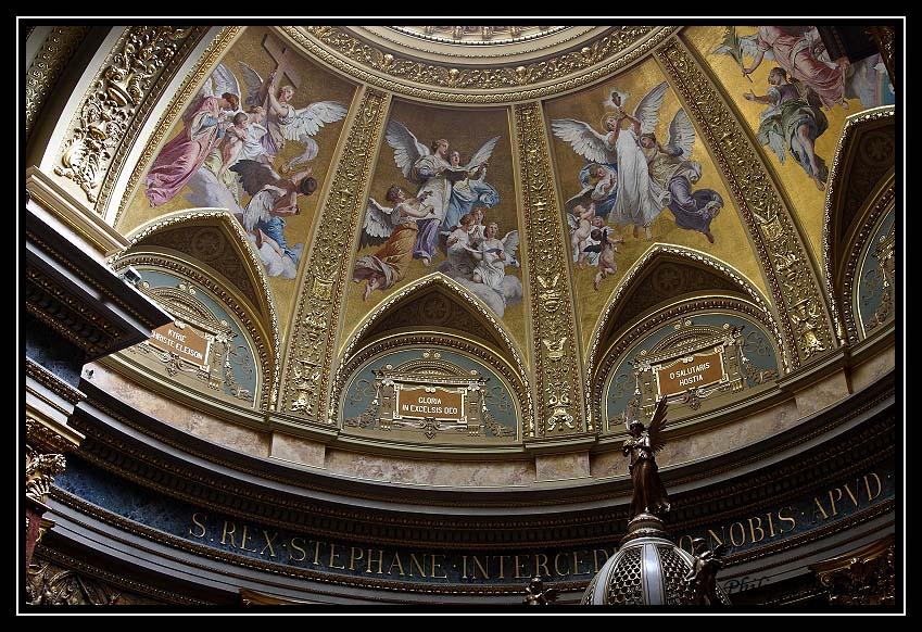 Szent Istvan bazilika à Budapest Basilique_St_Etienne_25
